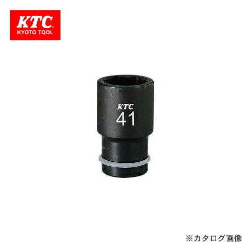 KTC 19.0sq. インパクトレンチ用ソケット(標準) ピン・リング付 BP6-46P