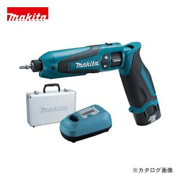 マキタ7.2V1.0Ah充電式ペンインパクトドライバ青TD021DS