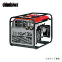 【直送品】新ダイワ工業 エンジン溶接機 EGW135
