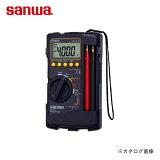 数字万用表SANWA(三和),集成数字万用表CD800a标案[三和電気計器 SANWA 標準・ケース一体型デジタルマルチメータ CD800a]