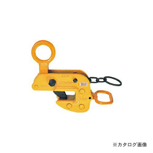 スーパーツール 横吊クランプ(ハンドル式)3t HLC3WH 【最低価格】