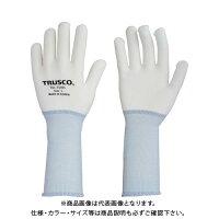 TRUSCO ナイロンインナー手袋ロング(10双入) S TGL-3100L-10P-S