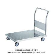 【直送品】TRUSCO オールステン台車 エンボス天板 1200X750X850 AS-EM3-100NU