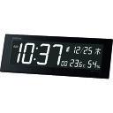 ショッピング電波時計 RHYTHM リズム 電波時計(掛置兼用) 8RZ184SR02