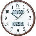ショッピング掛け時計 SEIKO 電波掛時計 P枠 KX383B