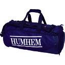 ショッピングボストンバッグ KH HUMHEM ボストンバック ブラック HMBTB01-K