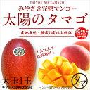 【2玉以上で送料無料】太陽のタマゴ(大玉1玉)最高級フルーツ...