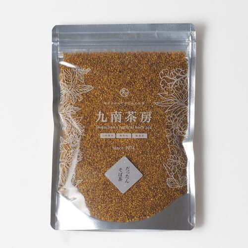 送料無料むきそば韃靼そば茶(だったんそばちゃ)200g〓美味しい健康茶で、体も心もリフレッシュ|お茶