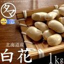 北海道産 白花豆 1kg(27年度産 ☆一等級☆)楽天市場特別価格で「白花豆」販売中!ホックホクで絶