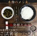 高菜の素材を楽しむ!【送料無料520円】やみつき『完熟発酵高菜』九州の天然水仕込みの乳酸発酵で完熟に仕上げた九州産の高菜。旨味としゃきしゃきの食感を楽しむ、絶品の高菜漬けに仕上げております。是非、九州たかなの新グルメをお楽しみください。