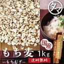 【送料無料】もち麦1kg (国産・無添加)もっちりプチプチとした食感と食物繊維を豊富に含んでいるのが特徴です。高タンパク、高ミネラルで、β-グルカンという食物繊...