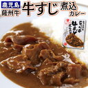 【送料無料】 九州産 薩州牛 牛すじカレー 200g カレ