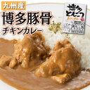 【送料無料】 博多 とんこつ チキンカレー 180g カレ