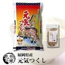 (送料無料)(30年産新米)福岡県産元気つくし5kg+米ぬかふりかけ(35g)(ショップ・オブ・ザ・イヤー2018ジャンル賞受賞)