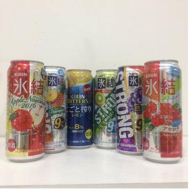 数量限定チューハイ6種セット500ml缶1ケース(24本入)