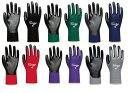 パワークラブゼロ  10双組 東和コーポレーション 作業用背抜きニトリル手袋