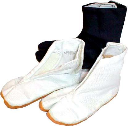 子供足袋マジックシロ クロ16cm−23・5cm