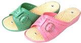 凉鞋妇女健康磁铁磁性于多福活泼日本制造[10P06May15オタフク磁気婦人健康サンダル イキイキ  マグネット MADE IN JAPAN]