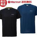 【ネコポス送料無料】Marmot マーモット Tシャツ Ascent H/S Crew アセントハーフスリーブクルー 登山 トレッキング TOMNJA50