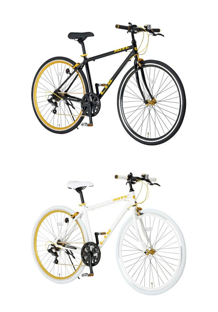 カードOK】クロスバイク 自転車 ...