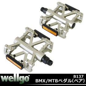 BMX/MTB�ڥ���ڥ�wellgoB137��ž���ѥڥ��뼫ž�֥ե�åȥڥ��뤸�Ƥ�MTB�ˤ⾮�¼֤ˤ⥯�?�Х����ˤ⤪ޯ��Dz�Ŭ�˥�������������BMX�ˤ�¤��������