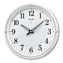 セイコー【SEIKO】夜でも見える電波掛時計(ファインライトNEO)★【KX393W】