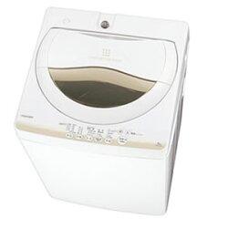 東芝【TOSHIBA】5.0kg全自動洗濯機AW-5G2-W★【AW5G2】