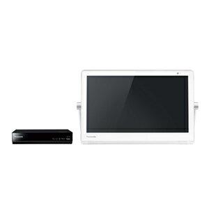 パナソニック【Panasonic】15V型HDDレコーダー付ポータブルテレビ UN-15T7-W(ホワイト)★【***特別価格***】