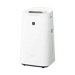 SHARP【シャープ】加湿空気清浄機 ホワイト系(空清〜34畳 加湿〜24畳) KI-LX75-W★【プラズマクラスター25000】
