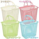 洗濯かご ランドリーバスケット 深型LB-L アイリスオーヤマ 洗濯かご ごみ箱 ゴミ箱 収納 バケツ BOX ボックス ランドリー おもちゃ入れ バスケット