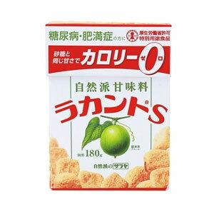 ラカントS 固形 P180g【サラヤ】【D】(低カロリー 食品・低カロリー 菓子・ダイエット食品・調味料・砂糖) [SARA]