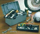 ハードケース 500 グレー(収納用品・ケース・ボックス・工具箱・工具ケース・趣味用・DIY・つり具ケース・ラジコンケース・プラモデルケース・小物ケース・裁縫・ソーイングボックス)