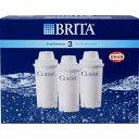 Classic 3Pack 浄水器 整水器 交換フィルター フィルタ フィルター BRITA JAPAN
