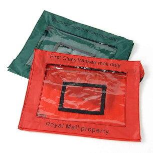イギリス ロイヤルメールバッグ