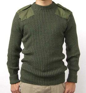 イギリス コマンド セーター