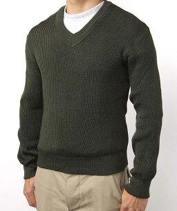 フランス ブラウン セーター
