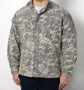 アメリカ軍 ACU デジタルカモ アラミド コンバットジャケット(USED)A3UA