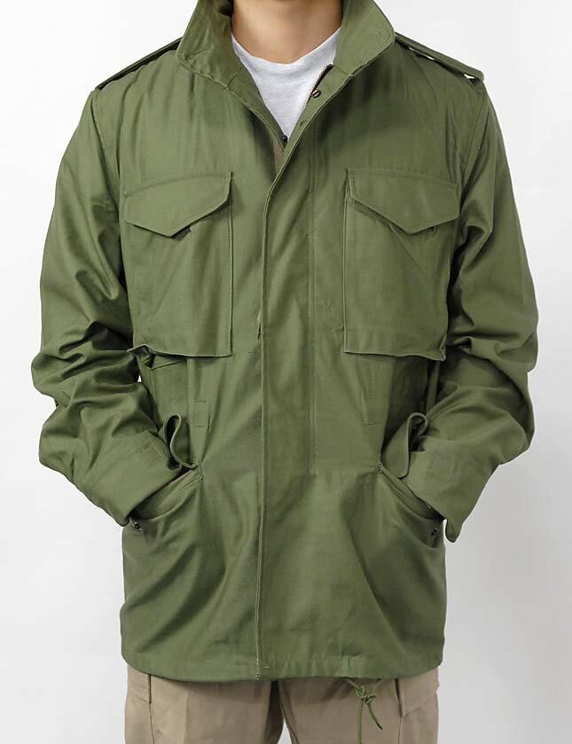 ミダ M65.OD.コットンフィールドジャケット