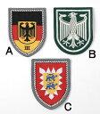 ドイツ、ハイグレード、エンブレム(新品)EG−EMB-