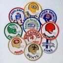 激安、NFL.アメリカンフットボール、ワッペン(新品8枚)NFL8