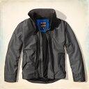 ホリスター Hollister 正規品 メンズ アウター ナイロンジャケット ウィンドブレーカー ナイロンジャケット:The Hollister All-Weather Jacket - Grey