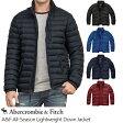 ショッピングAbercrombie アバクロンビー&フィッチ 正規品 アバクロ Abercrombie&Fitch メンズ ダウンジャケット アウター:A&F All-Season Lightweight Down Jacket -《4色》