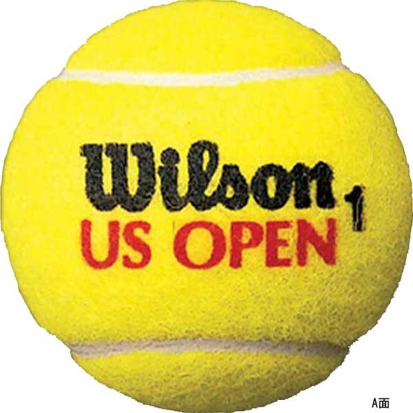 【よりどり3個で送料無料】【2500円均一】Wilson(ウイルソン)USオープン ジャンボ ボールWRX2096U【定番】●●