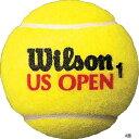 【送料無料】Wilson(ウイルソン)USオープン ジャンボ ボールWRX2096U【定番】●●