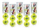 【送料無料】【4個入り5缶】BRIDGESTONE(ブリヂストン)XT8(エックスティエイト)テニスボール BB4XT