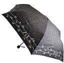 ショッピング傘 【よりどり3個で送料無料】SPICE キャット50cm 折りたたみ傘SP-CZLY5070【16★】【婦人傘】