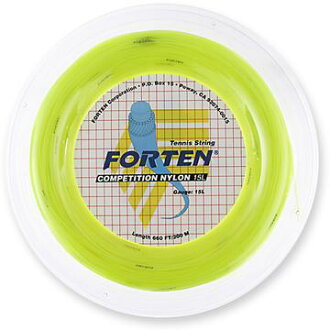 FORTEN (フォーテン) COMPETITION15L (competition 15 L) roll yellow FO-15L-YE ● ●