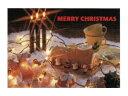 【よりどり5枚で送料無料】【ギフトに最適】Christmas ポストカードXPC-090503