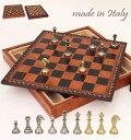 イタリア製チェス&ボックス付チェスボードstaunton ミニヨン・フィオリート 2タイプ展開 ミニサイズ65M 伝統的なStauntonモデルに..