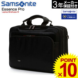 ���ॽ�ʥ���Samsonite[EssencePro��LaptopBriefcaseM]�ӥ��ͥ��Хå��֥꡼�ե�����ι�����ʥȥ�٥륰�å�����ι�ԥ��å��󥹥ץ�